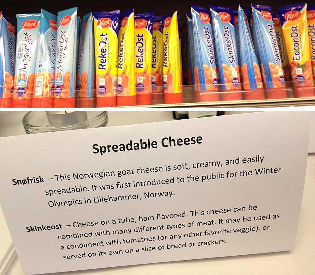 Norwegian food culture